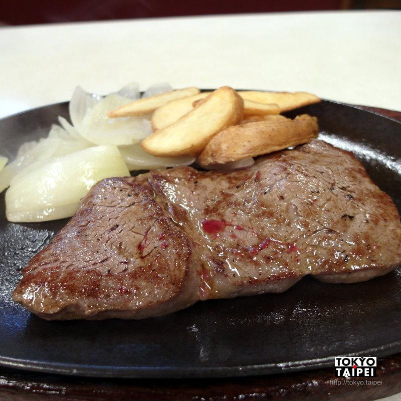 【傑克牛排館】氣氛和美味兼具 沖繩第一家牛排館
