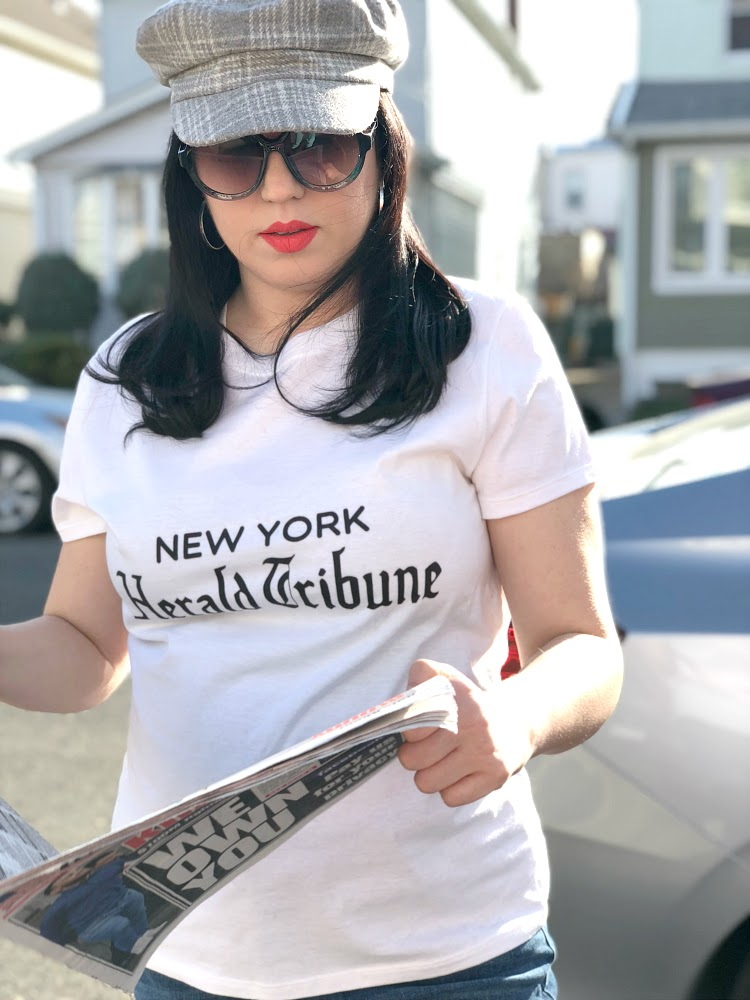 A Vintage Nerd, Vintage Blog, Classic Film Blog, Vintage Recreates, Fashion Inspired by Film, Breathless Outfit, 1960s Inspired Fashion