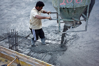 Armando Iachini  Una mezcla bien realizada garantiza bases sólidas en la cosntrucción de la obra.