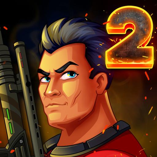 تحميل لعبة Alpha Guns 2 الجديدة مهكرة للاندرويد نقود لا نهاية