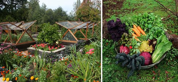 farmhouse barn greenhouse DIY