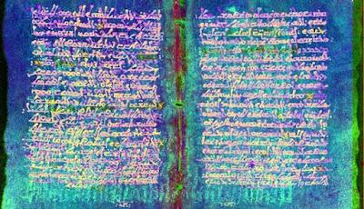 Teks Tersembunyi Ditemukan Di Buku Himne Berusia 1.400 Tahun