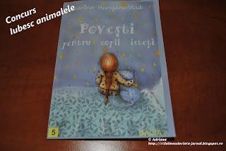 Povesti pentru copii isteti, Karina Muresanu Vlad