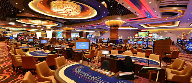 singapore casino - the largest casino in the world