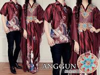 baju couple Anggun Marun
