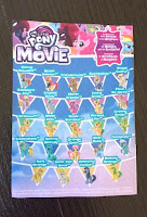 MLP The Movie Wave 21 Blind Bags Collector Card