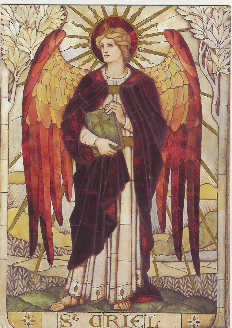 oracion al arcangel uriel 758 x 1069 · jpeg