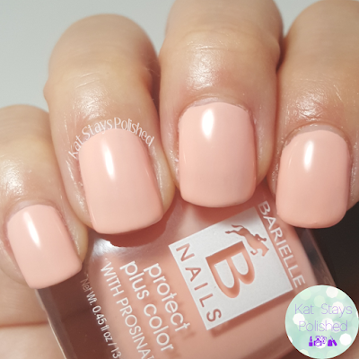 Barielle: Protect Plus Color with Prosina - Classy Lady | Kat Stays Polished