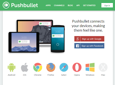 https://www.pushbullet.com/