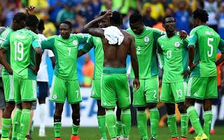 Nigeria, Burkina Faso, Sports, NFF,
