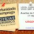 VAGA DE EMPREGO OURINHOS – Empresa de produtos alimentícios abre VAGA em 17 de agosto