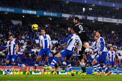 مشاهدة مباراة اسبانيول وريال سوسيداد