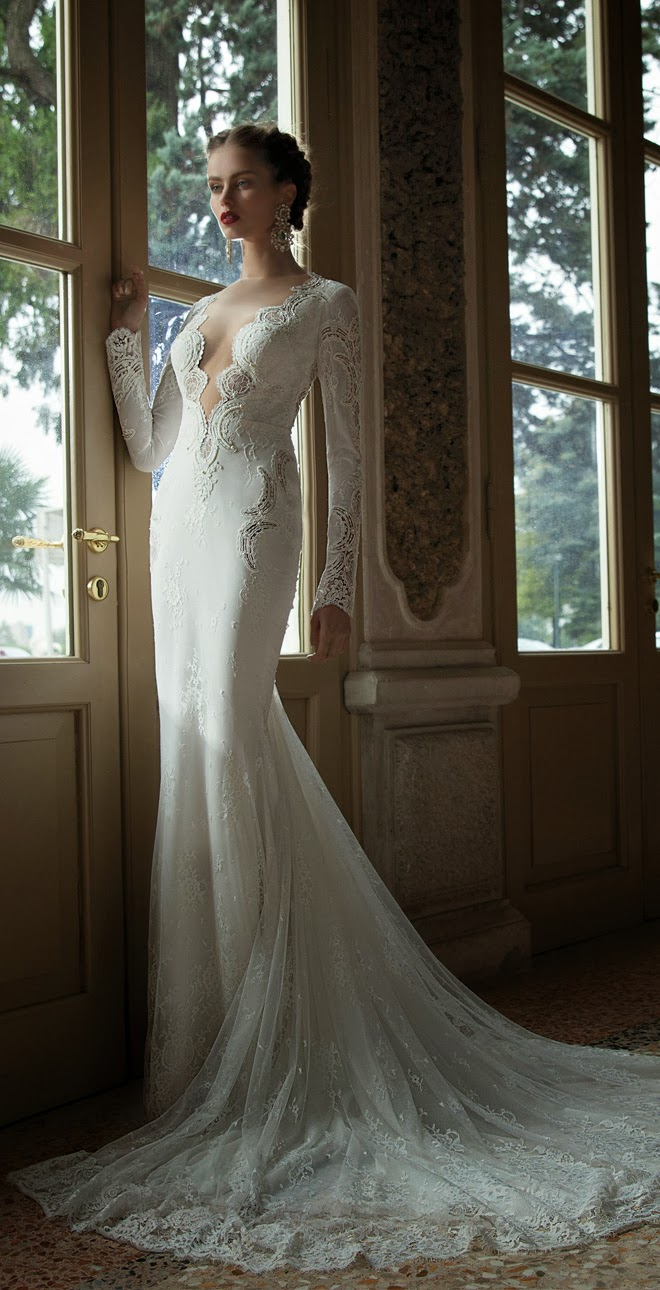 berta bridal winter 2014 collection part 2 belle the