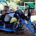 Unos 200 motociclistas de 5 países se encontraron en el Parque de la Hispanidad de Durazno