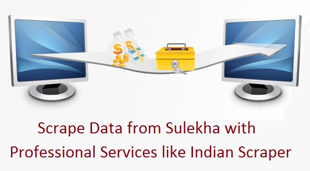 Scrape Data from Sulekha with Professional Services like Indian