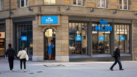 Was ist KLM? Kennst du die Antwort? Der Clip zeigt was es nicht ist.