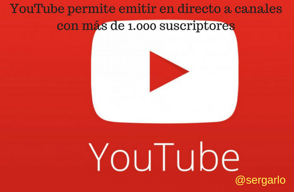 YouTube, Redes Sociales, VideoMarketing, Suscriptores