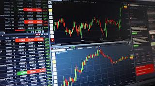 Online market trading