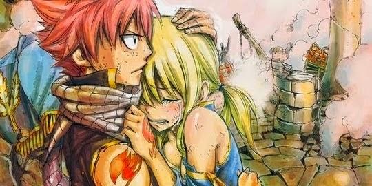 Fairy Tail, Actu Japanime, Japanime, Hiro Mashima, Manga, Actu Manga,