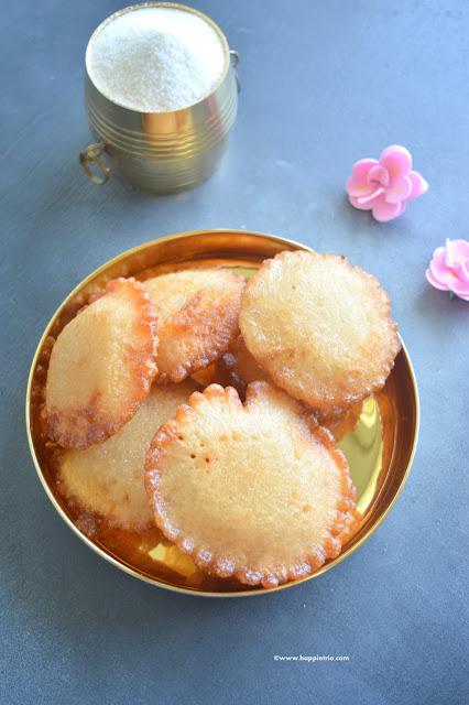 Rava Sweet Appam Recipe