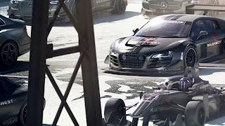 Grid Autosport PS4 Background
