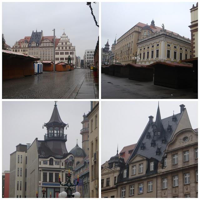 Markt, Leipzig, Alemanha