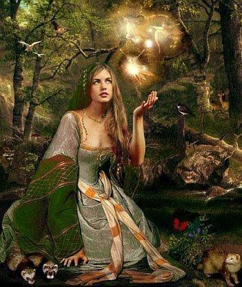 HIST & MYTH: Irish Deities and Ancient Mythological Races of