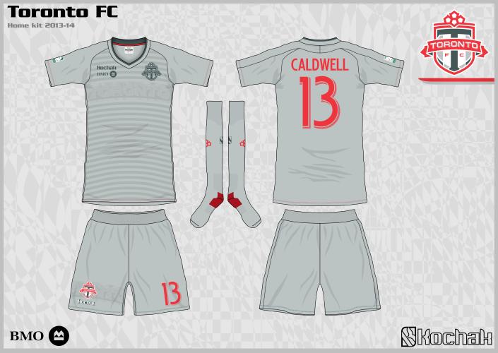 big sale 07003 bcca5 Concepts: Toronto FC Football Kits | FOOTY FAIR