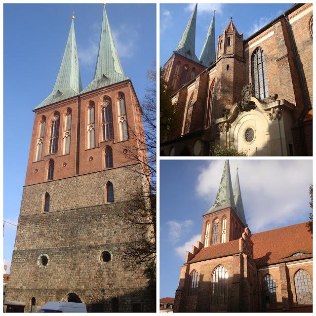 Nikolaikirche em Berlim