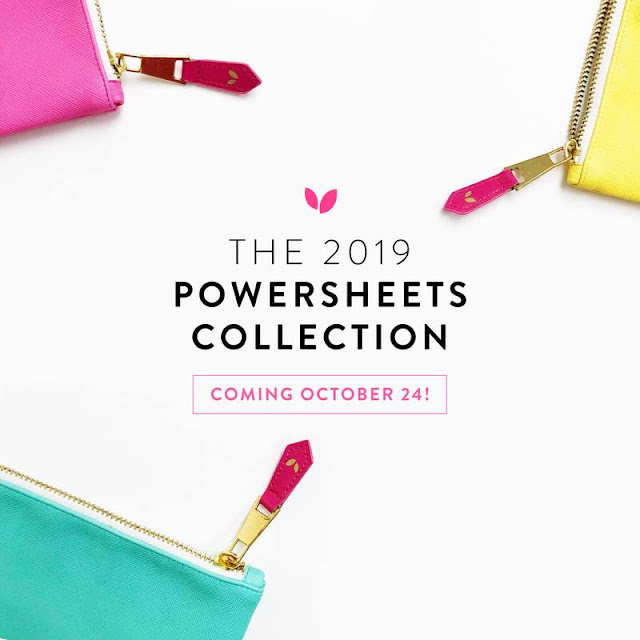 PowerSheets 2019: Coming October 24!