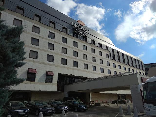 Hotel Crowne Plaza Bratysława