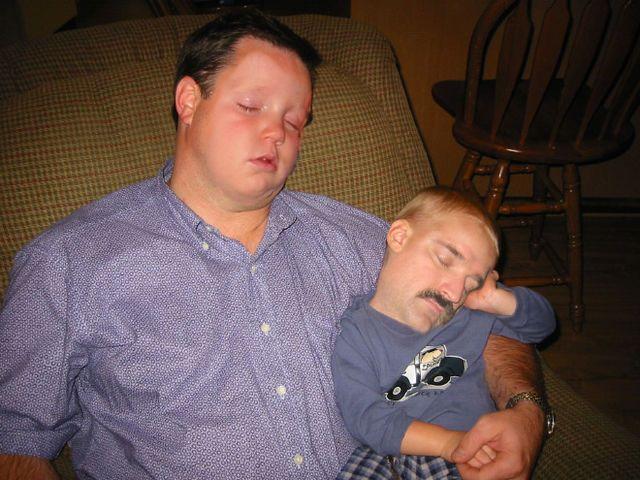 Face Swap Bapak dan Anak Ini Bakalan Bikin Kamu Ngakak