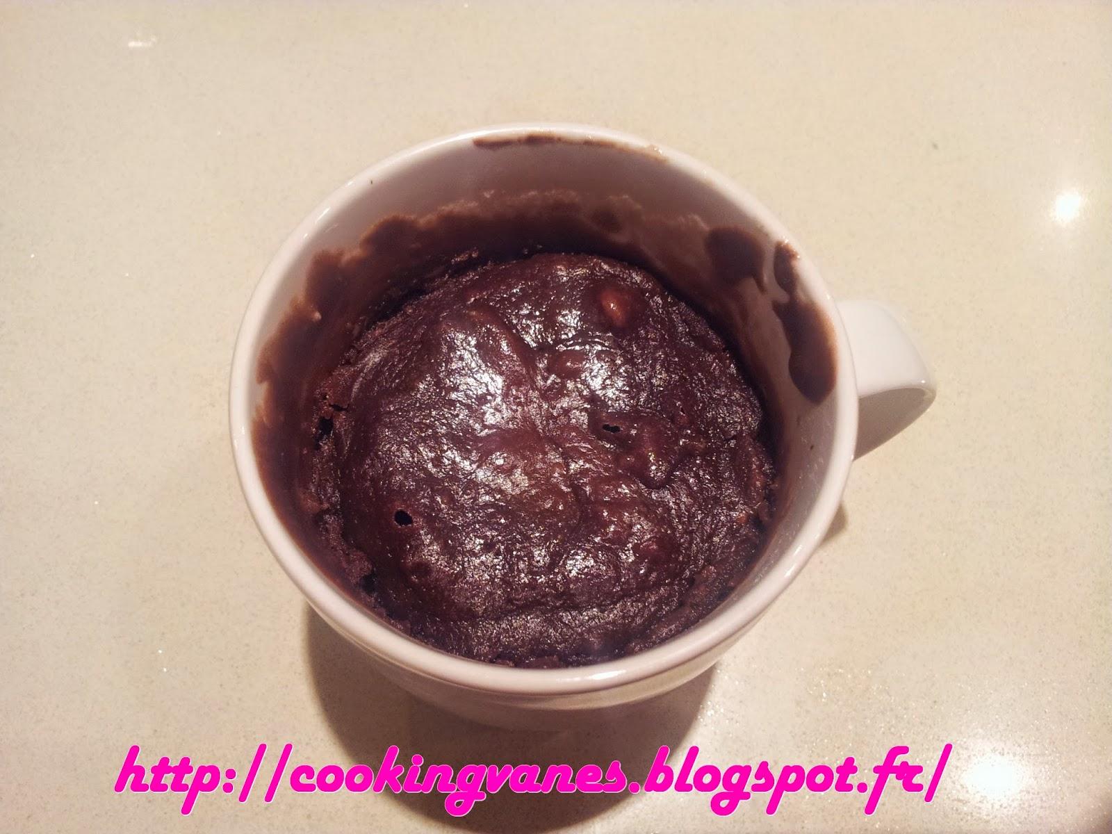 La Cuisine De Mimi Mugcake Au Chocolat Sans Oeufs