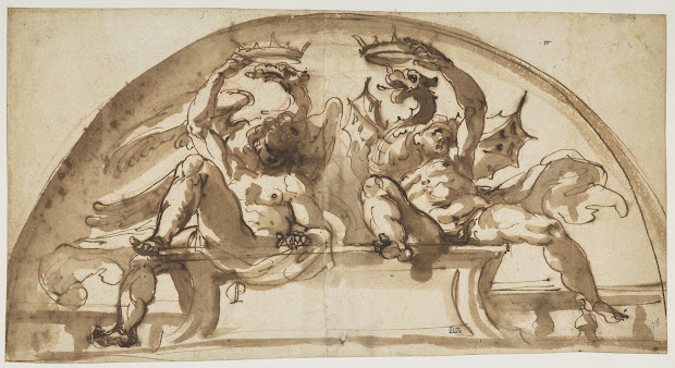 Baroque Drawings and Sketches