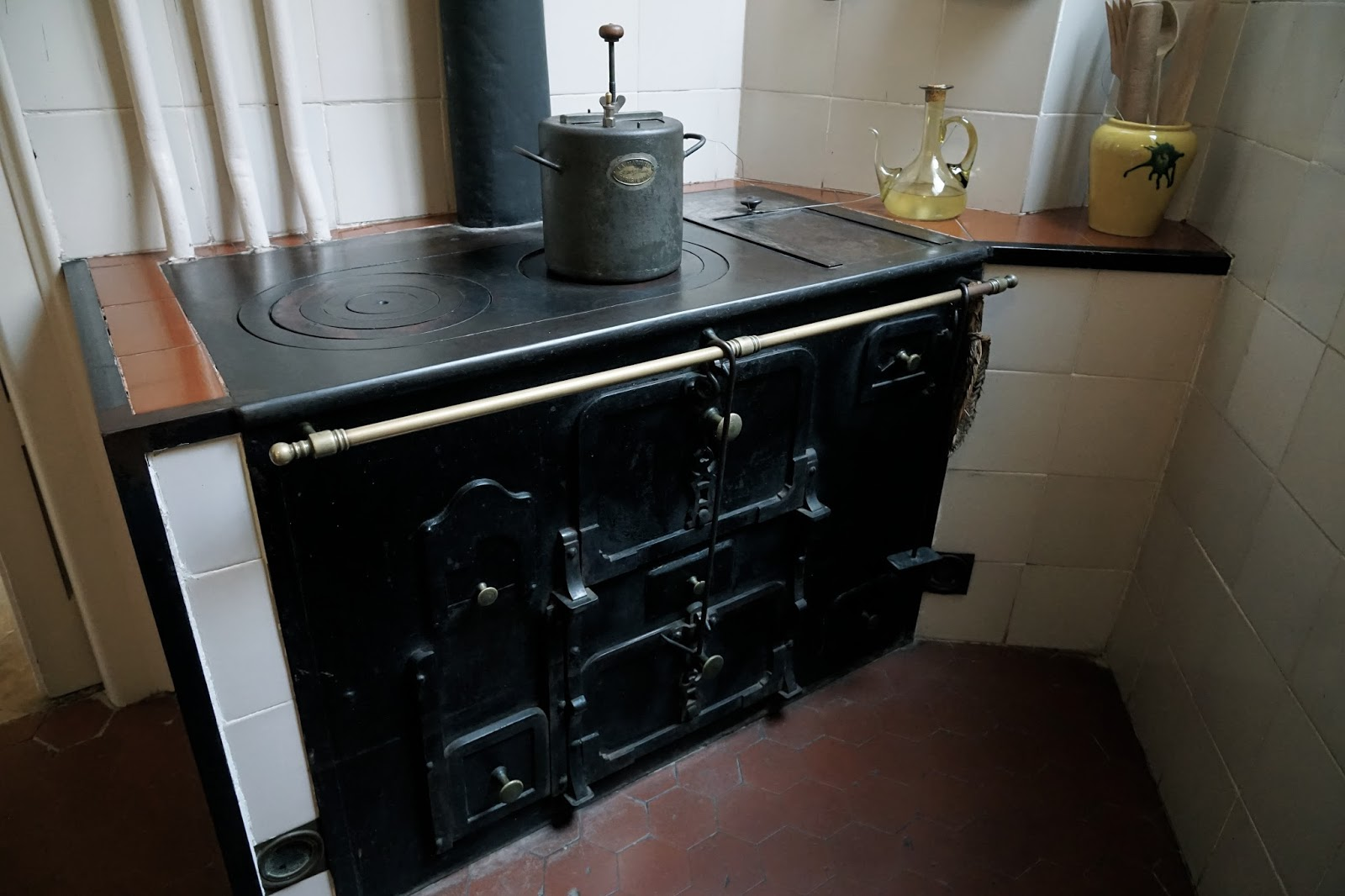 カサ・ミラ(Casa Milà) キッチン