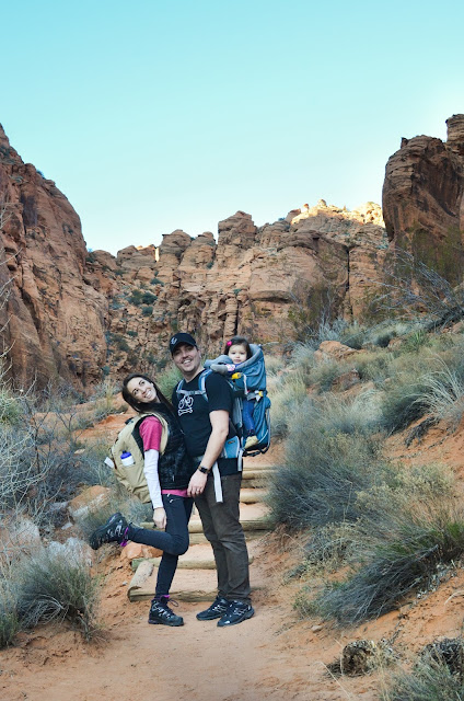 snow canyon, snow canyon hikes