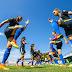 Seleção Feminina realiza primeiro treino no Rio