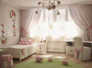 diseño dormitorio princesa