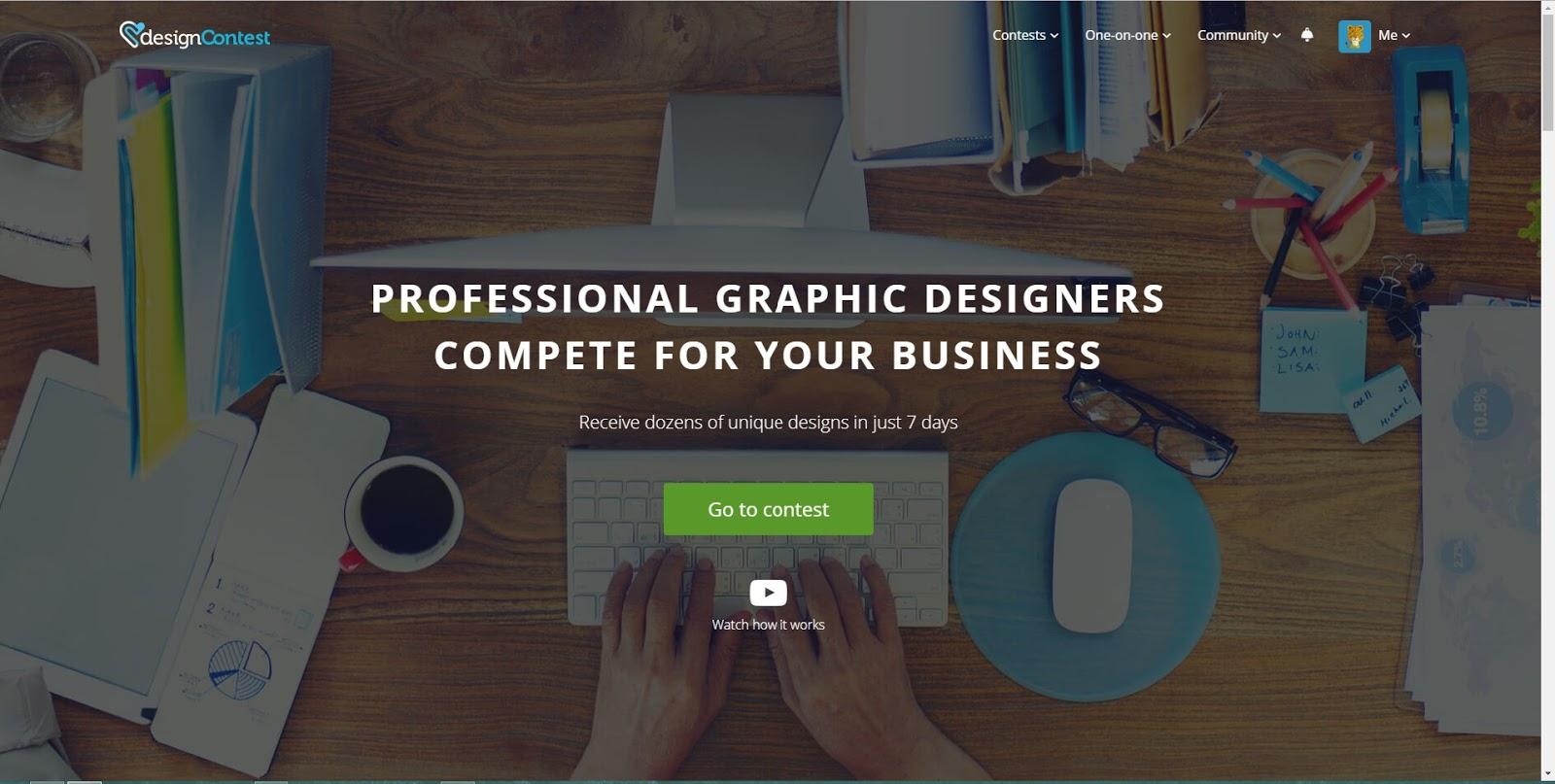 Situs kontes desain