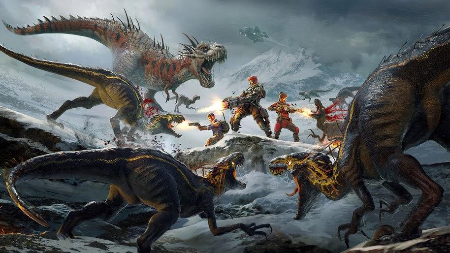 Second Extinction, Video Game, 4K, #3.2058