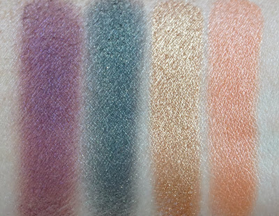 City Color Cosmetics City Chic Eye Shadows
