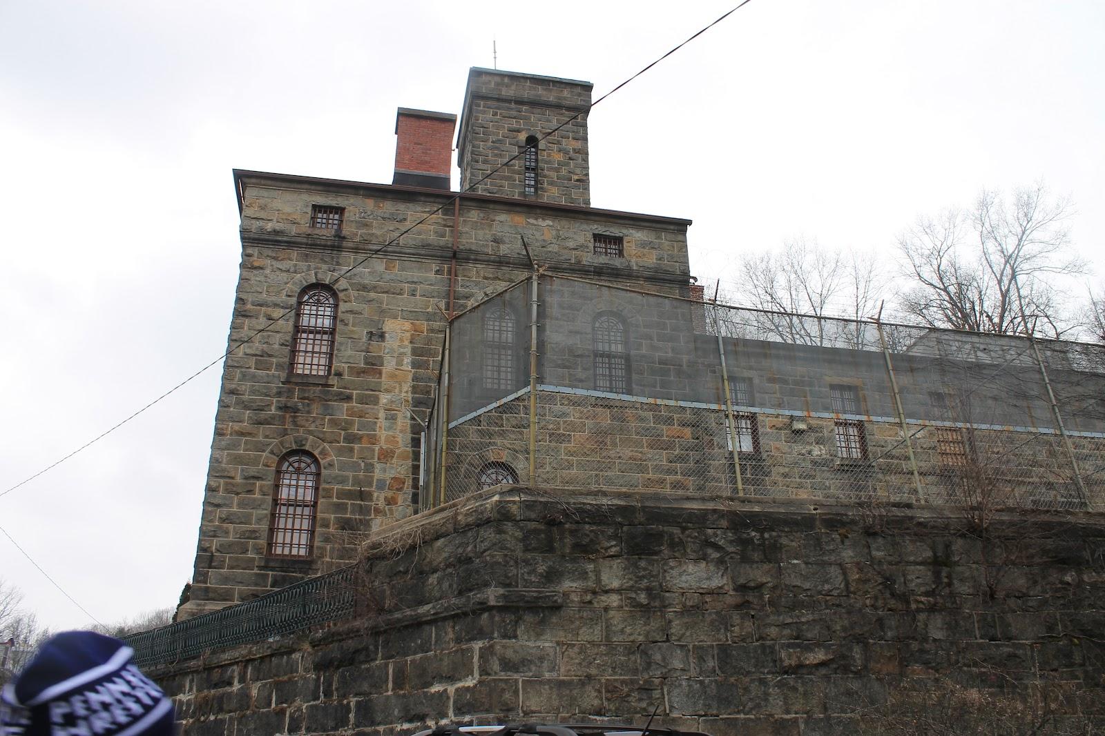 Decorations Jail House
