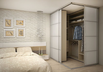 modern dressing room design layout wardrobe interior design 2019