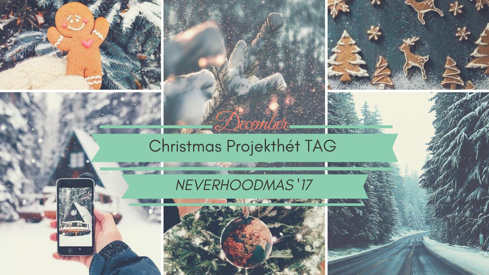 Christmas Projekthet TAG - Neverhoodmas '17