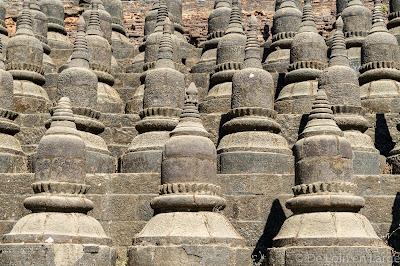 Mrauk-U - Shittaung temple