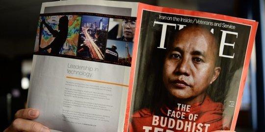 Ini Sederet Fakta Wirathu, Biksu Radikal Myanmar Anti-Muslim Rohingya