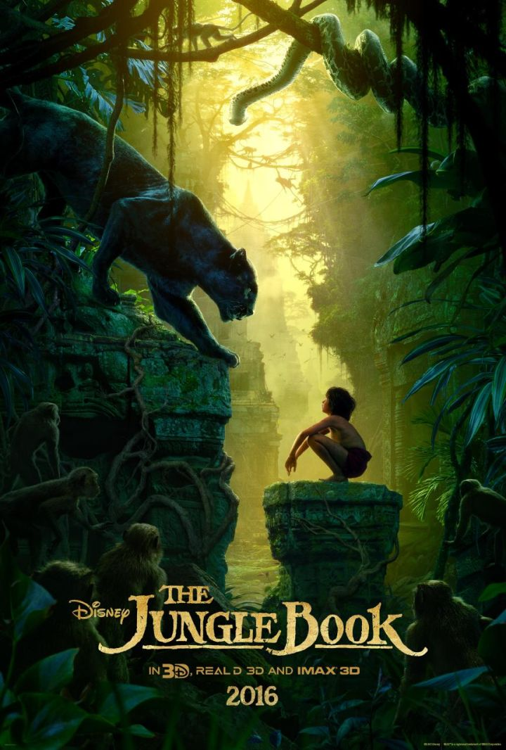 full cast and crew of bollywood movie The Jungle Book 2016 wiki, Bill Murray, Ben Kingsley, Idris Elba, Lupita Nyong'o story, release date, Actress name poster, trailer, Photos, Wallapper