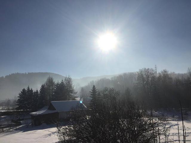 widok na góry, pokój z widokiem, mieszkam w górach, góry moja miłość, sudety, górzyniec