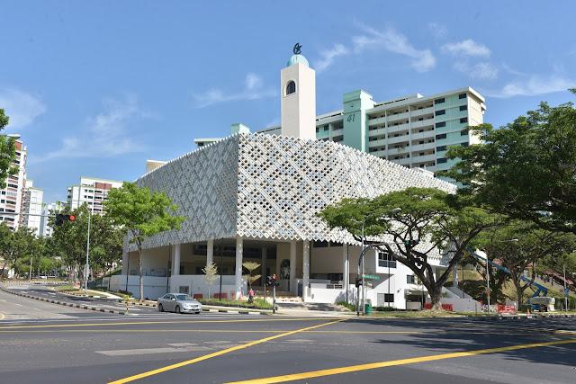 Daftar Masjid di Singapura : Traveler Muslim Wajib Tahu..!!