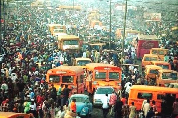 Risultati immagini per popolazione nigeriana